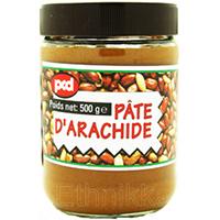 PATE D'ARACHIDE