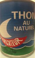 Conserve THON AU NATUREL - Le Navigateur